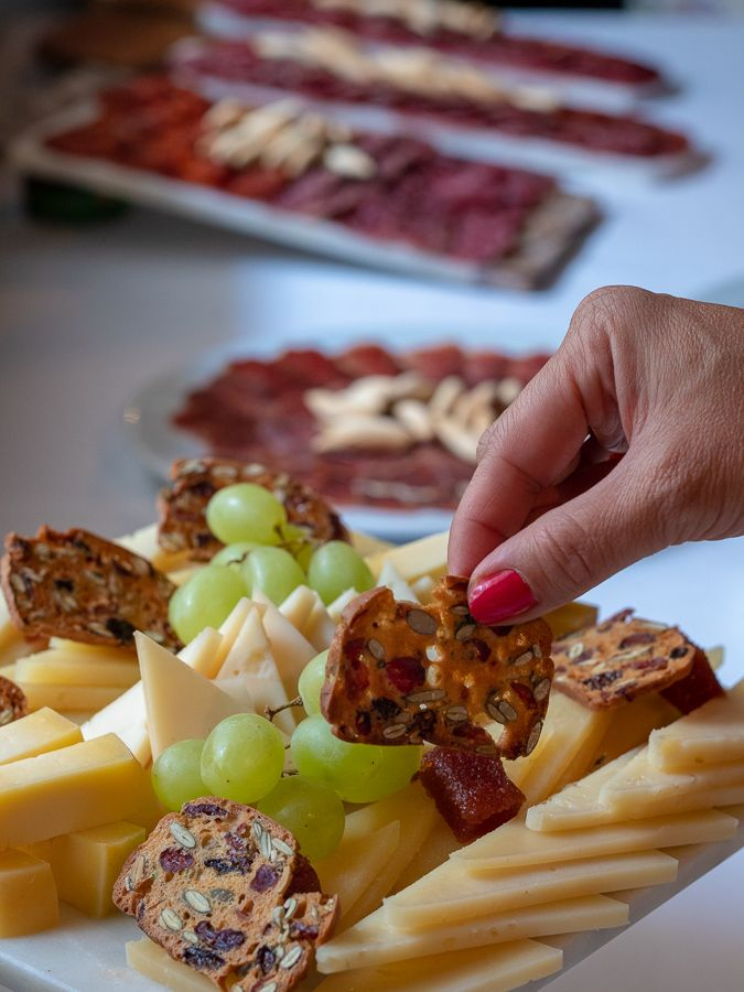 Lovely Spanish Charcuterie
